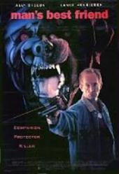 Man's Best Friend movie poster [Lance Henriksen] 27x40