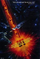 Star Trek VI: The Undiscovered Country movie poster (27x40)