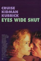 Eyes Wide Shut movie poster [Tom Cruise, Nicole Kidman] 27x40 Kubrick