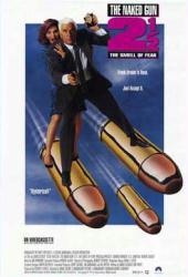 Naked Gun 2 1/2: The Smell of Fear movie poster [Leslie Nielsen] 27x40