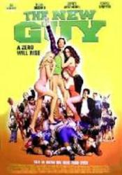 The New Guy movie poster [DJ Qualls, Eliza Dushku, Zooey Deschanel]