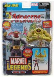 Marvel Legends Mojo Series: Baron Zemo action figure (ToyBiz/2006)