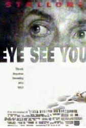 Eye See You movie poster (a.k.a. D-Tox) [Sylvester Stallone] 26x40