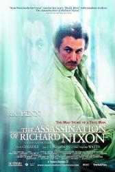 The Assassination of Richard Nixon movie poster [Sean Penn] 27x40