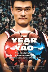 The Year of the Yao movie poster [Yao Ming] 27x40 original
