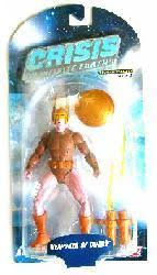 Crisis On Infinite Earths: Weaponer of Qward action figure (DC Direct)