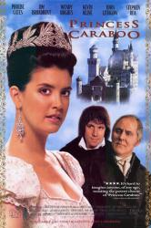 Princess Caraboo movie poster [Phoebe Cates/Stephen Rea/John Lithgow]