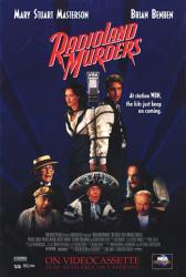 Radioland Murders movie poster [Mary Stuart Masterson & Brian Benben]