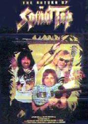 Return of Spinal Tap poster [Christopher Guest, Michael McKean] 23x35