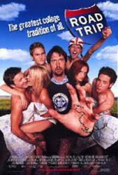 Road Trip movie poster [Tom Green, Seann William Scott] 27x40 video