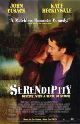 Serendipity movie poster [John Cusack & Kate Beckinsale] video version