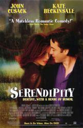 Serendipity movie poster [John Cusack & Kate Beckinsale] video version