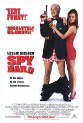 Spy Hard movie poster [Leslie Nielsen, Nicollette Sheridan] 26x40