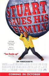 Stuart Saves His Family movie poster [Al Franken] video poster