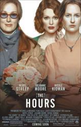 The Hours movie poster [Meryl Streep/Julianne Moore/Nicole Kidman]
