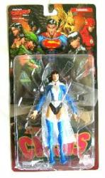 Identity Crisis [Series 1] Zatanna action figure (DC Direct)