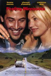 Feeling Minnesota movie poster [Keanu Reeves & Cameron Diaz] video