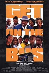 Get On the Bus movie poster [Charles S. Dutton/Ossie Davis] Spike Lee
