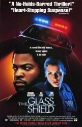 The Glass Shield movie poster [Ice Cube & Lori Petty] video version