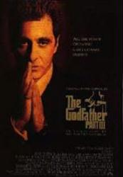 The Godfather Part III movie poster [Al Pacino] 27x40 video version