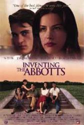 Inventing the Abbotts movie poster [Liv Tyler, Joaquin Phoenix] 26x40