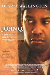 John Q movie poster [Denzel Washington] 27x40