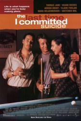 The Last Time I Committed Suicide movie poster [Keanu Reeves/Forlani]