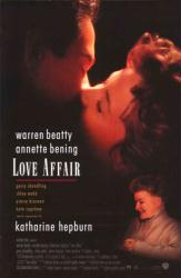 Love Affair poster [Warren Beatty/Annette Bening/Katharine Hepburn] GD