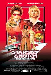 Starsky & Hutch movie poster [Ben Stiller, Owen Wilson & Snoop Dogg]