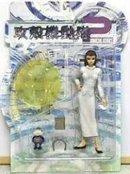 Ghost In the Shell 2: ManMachine Interface-Motoko [White Dress] figure