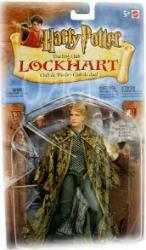 Harry Potter [Chamber] Dueling Club Lockhart figure (Mattel/2002)