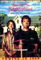 There Goes the Neighborhood poster [Jeff Daniels & Catherine O'Hara]
