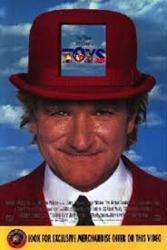 Toys movie poster [Robin Williams] 26x38 video version