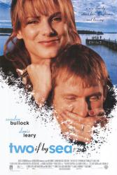 Two If By Sea movie poster [Sandra Bullock, Denis Leary] 27x40