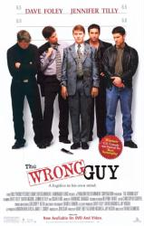 The Wrong Guy movie poster [Dave Foley] 26x40 video version