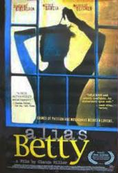 Alias Betty movie poster [a Claude Miller film] 27x40 original