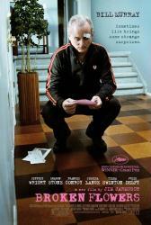 Broken Flowers movie poster (a Jim Jarmusch film) [Bill Murray] 27x40