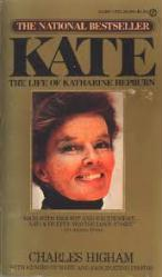 Katharine Hepburn biography: Kate Life Of Katharine Hepburn PB book