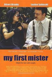 My First Mister movie poster [Albert Brooks, Leelee Sobieski] 27x40