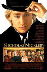 Nicholas Nickleby movie poster [Charlie Hunnam & Anne Hathaway] 2002