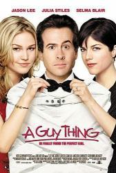 A Guy Thing movie poster [Jason Lee, Julia Stiles, Selma Blair] 27x40