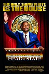 Head Of State movie poster [Chris Rock] original 27x40 one-sheet