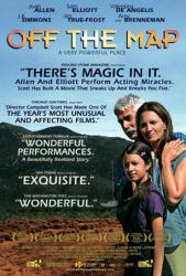 Off the Map movie poster [Joan Allen, Sam Elliott] 27x40