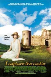 I Capture the Castle movie poster [Romola Garai] 27x40 original