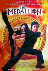 The Medallion movie poster [Jackie Chan & Claire Forlani] video poster