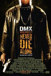 Never Die Alone movie poster [DMX] 27x40 original