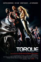 Torque movie poster [Martin Henderson, Ice Cube & Monet Mazur]