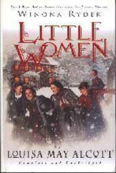 Little Women HB Book/1994 [Movie Edition] Winona Ryder, Kirsten Dunst