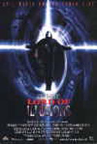 Lord Of Illusions movie poster [a Clive Barker film] 27x40