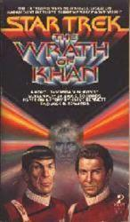 Star Trek: The Wrath of Khan (Paperback Book/1982) Movie Tie-In